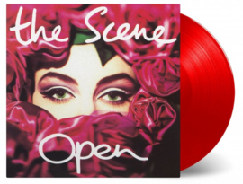 The Scene - Open (180 gr. Limited Red Vinyl)