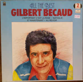 Becaud, Gilbert - All The Best (2-LP)