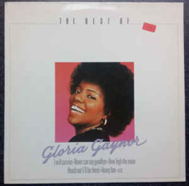 Gaynor, Gloria  ‎– The Best Of Gloria Gaynor