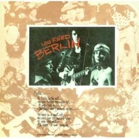Reed, Lou - Berlin (180 grams vinyl)