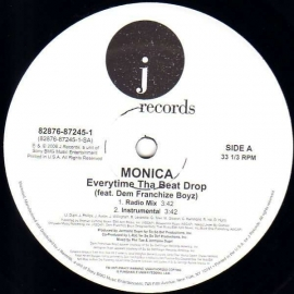 Monica - Everytime Tha Beat Drop