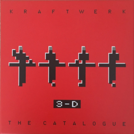 Kraftwerk - 3-D - The Catalogue -box (9-LP)