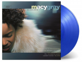 Gray, Macy - On How Life Is (180 gr.) Blue Coloured Vinyl