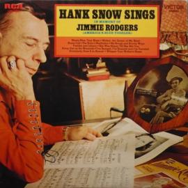Snow, Hank  – Sings In Memory Of Jimmie Rodgers