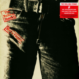 Rolling Stones, the - Sticky Fingers (Half Speed Remastered) 180 gr. vinyl
