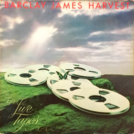 Barclay James Harvest - Live Tapes (2-LP)