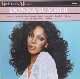Summer, Donna -Remember Yesterday