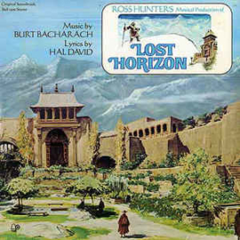 Bacharach, Burt &  Hal David ‎– O.S.T. Lost Horizon