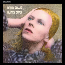 Bowie, David - Hunky Dory (Limited Gold Vinyl)