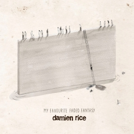 Rice, Damien - My Favourite Faded Fantasy (2-LP)
