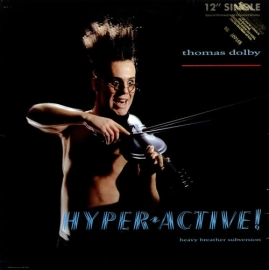 Dolby, Thomas - Hyperactive!