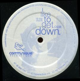 DJ ESP – I Like To Get Down
