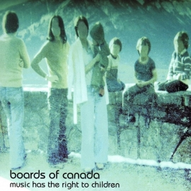 Boards Of Canada - Music Has The Right To Children (2-LP)