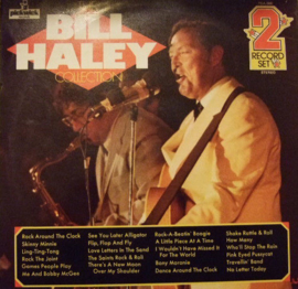 Haley, Bill ‎– The Bill Haley Collection (2-LP)