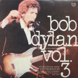 Dylan, Bob - The Little White Wonder (Volume 3)