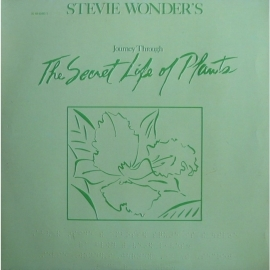 Wonder, Stevie - Journey Through The Secret Life Of Plants  (2-LP) *