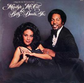 McCoo, Marilyn  & Billy Davis Jr. – I Hope We Get To Love In Time