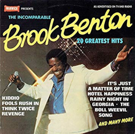 Benton, Brook  ‎– The Incomparable Brook Benton