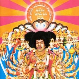 Hendrix, Jimi - Axis : Bold As Love  (180 grams vinyl)