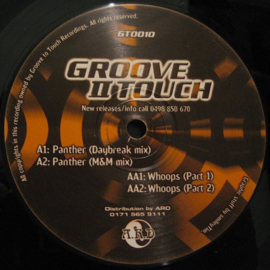 Groove II Touch ‎– Panther