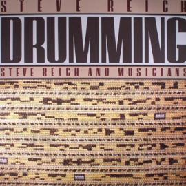 Reich, Steve - Drumming (180 grams vinyl)