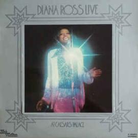 Ross, Diana - Diana Ross Live At Caesars Palace