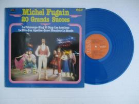 Fugain, Michel – 20 Grands Succes (blauw vinyl)