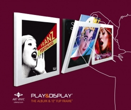 Play & Display - Triple Pack (wit)