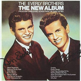 Everly Brothers, the ‎– The New Album