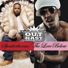 Outkast - Speakerboxxx / The Love Below (4-LP) (180 grams vinyl)