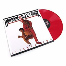 Rob Base & D.J. E-Z Rock - It Takes Two (30th Anniversary Ed) Red Vinyl
