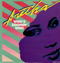 Franklin, Aretha - Who`s Zoomin` Who