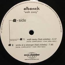 Albanek – Walk Away