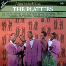 Platters, the - The Platters Hun 30 Mooiste Songs (2-LP)
