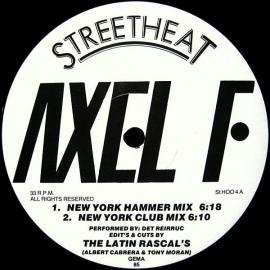 Det Reirruc & Latin Rascals – Axel F