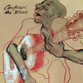 V/A - Confessin' the Blues (5 x 10-inch-set) Handpicked In Collaboration With the Rolling Stones
