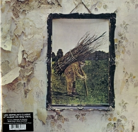 Led Zeppelin - IV (Remastered on 180 grams vinyl