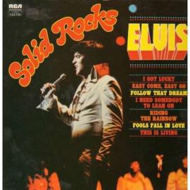 Presley, Elvis - Solid Rocks (2-LP)