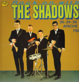 Shadows, the - Rock On With The Shadows