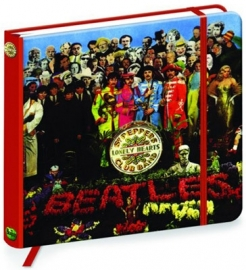 Beatles NoteBook Sgt. Peppers Lonely Hearts Club Band