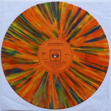 V/A - That's Underground (Orange Multicolour Splatter Vinyl)