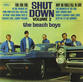 Beach Boys, the  ‎– Shut Down Volume 2