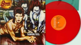 Bowie, David - Diamond Dogs (45th Anniversary Edition / Limited Red Vinyl)