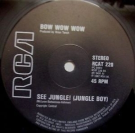 Bow Wow Wow - See Jungle!