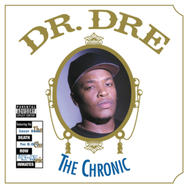 Dr. Dre - The Chronic (1990) (2-LP)