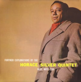 Silver, Horace - Quintet - Further Explorations By The (180 grams vinyl)