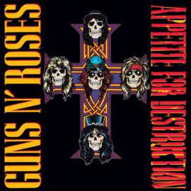 Guns 'N' Roses-  Appetite For Destruction (Limited 2-LP HQ)