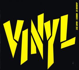Vinyl-Box (met LP van Rats On Rafts) nieuw in seal