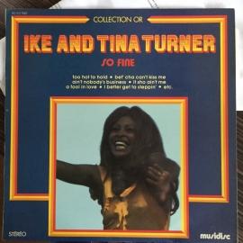 Turner, Ike & Tina - So Fine
