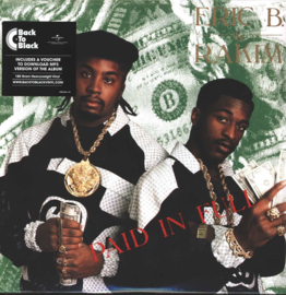 Eric B & Rakim - Paid In Full (2-LP) 180 gr. vinyl